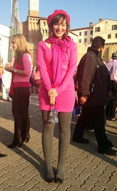 GLAM girls spotted at the Pink Punter event Glam Girl, South Africa, Glamour, Girls, Pink, Outfits, Fashion, Moda, Suits