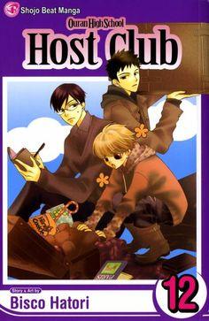 Ouran High School Host Club (Volume) - Comic Vine