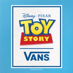 To infinity and beyond! The Vans x Disney • Pixar Toy Story Collection coming soon.