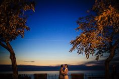 Bride and Groom kiss during the sunset, wedding photoshoot, wedding day, Cilento coast, Sposa Mediterranea, Olga studio