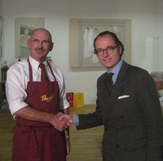 Rainer Ersfeld und Bernhard Roetzel