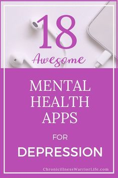 These 18 mental health apps look so cool and I am always looking for ways to improve my depression. I know taking my prescribed medications is vital but I need help learning healthy habits and ways to self-monitor and keep track of my moods. These mental Mental Health Resources, Mental Health Support, Improve Mental Health, Mental Health Quotes, Mental Health Awareness, Apps For Depression, Ways To Help Depression, Managing Depression, Fighting Depression