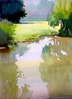 by Milind Mulick #watercolorarts
