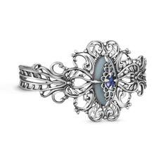 Promenade Sterling Silver Cuff Bracelet