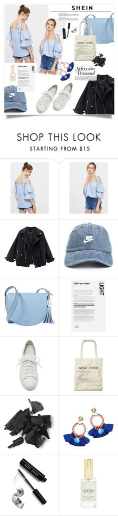 """""""Tie Shoulder Top"""" by livingonvee ❤ liked on Polyvore featuring Lauren Ralph Lauren, Urban Outfitters, Santoni, Scotch & Soda, Bobbi Brown Cosmetics and Mullein & Sparrow"""