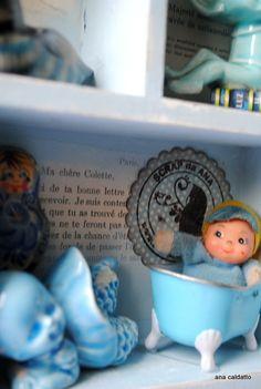 Nicho de Mini Brinquedos