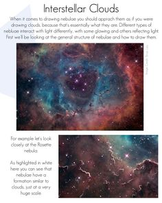 CosmosKitty Art - The next part of my space art tutorial series, the...