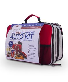 Look at this Wise Company All-in-One Auto Kit on #zulily today!