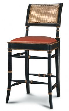 Ebanista.com - Regency S.N. Bar Stool