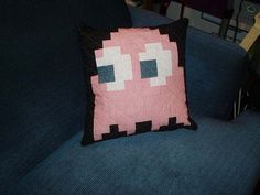 Video Game Quilted Pillows