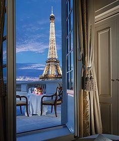 Paris Hotel by pauline