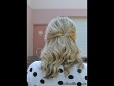 8 glamorous (& easy!) hair updos that will hide your ears