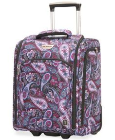 Paisley Background Flower Lilac Travel Lightweight Waterproof Foldable Storage Carry Luggage Large Capacity Portable Luggage Bag Duffel Bag