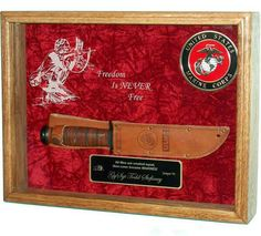 Discount Sword Display box Sword Display case Discount Sword Display box cabinets Sword Display cases Display box smart slim light Knife Display Case and Sword Display Case, USMC Sword displays,Saber cases