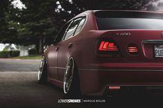 #Lexus_GS400 #V400 #Slammed #Stance #Camber #Modified