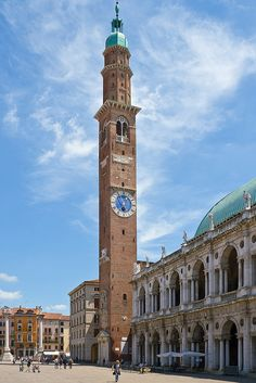 Vicenza, Veneto - Italy- Went there this summer- just stunning