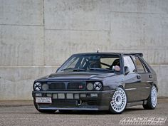 always had a soft spot for the beefy integrale