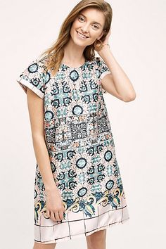 Fiona Swing Tunic #anthropologie