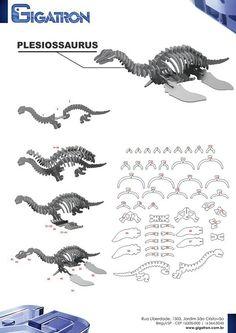 3d динозавр