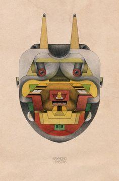 °Le primitivisme contemporain de Raymond Lemstra °
