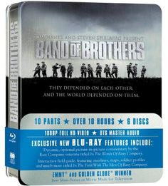 Band Of Brothers: Complete HBO Series (Commemorative 6-Disc Gift Set In Tin Box)