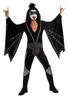 Naamiaisasu; KISS Deluxe; The Demon Lisensoitu Gene Simmonsin KISS Deluxe asu The Demon. Muutu Hevikuninkaaksi hetkessä tässä upeassa asussa. Takuuvarma bileiden ykkösasu ja KINGI. Lick it Up ja siitä se lähtee. #naamiaismaailma