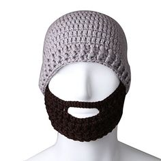 You will love this Bobble Beard Beanie Pattern Free Crochet Pattern and it comes in all sizes for the whole family. Check out all the ideas now.