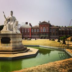The growing up place of Queen Victoria (and others, of course)