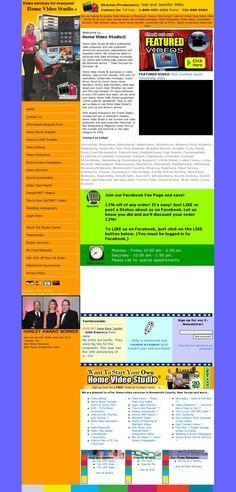 The website 'Www.homevideostudio.com/nj1' courtesy of @Pinstamatic (http://pinstamatic.com)