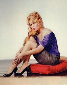 Brigitte Bardot #2 - Page 21 - the Fashion Spot