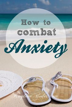 Fear and anxiety can grip a heart and make a person immobile. But that is not God's best for us. He desires that we have peace in our hearts and minds. Using Philippians 4:4-7 we can find how to combat anxiety an find the peace a He desires for us.