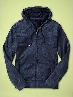 Space-dyed zip hoodie | Gap
