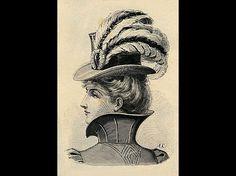 Hat, 1899