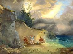 Paintings by Kent Monkman Museum Of Fine Arts, Art Museum, Cast The First Stone, Achilles And Patroclus, Vancouver Art Gallery, Cain And Abel, Two Spirit, The Ancient One, Artist