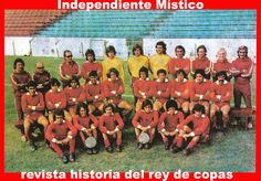 1974 Club Atlético Independiente de Avellaneda