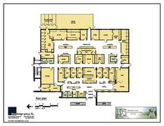 Appanasha Pet Clinic, Menasha, Wis. - 2014 #Veterinary Economics Hospital Design Supplement - Floor plan - dvm360