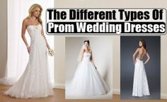 Prom Wedding Dresses