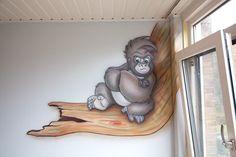 Tarzan aap op tak...
