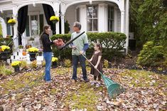 The best leaf blowers and vacuums can clear a yard of debris quickly and easily. We researched the best options so you can pick the best one for your yard. Safety Topics, Top Soil, Fall Plants, Lawn And Garden, Vacuums, Parenting Advice, Backyard Landscaping, I Am Awesome, Leaves