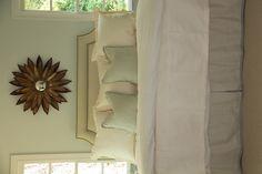 Headboard + Mirror {Ansley Ghegan Interiors ~ Atlanta, GA}