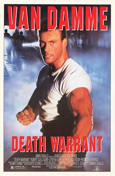Jean-Claude Van Damme in Death Warrant Best Action Movies, Action Film, Great Movies, 90s Movies, Movie Tv, Latest Movies, Jc Van Damme, Robert Guillaume, 1980s