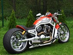 Harley-Davidson VRSCB V-Rod Screamin Eagle by Fredy motorcycles 04 Harley Davidson V Rod, Harley Davidson Pictures, Triumph Motorcycles, Harley Davidson Motorcycles, Cool Motorcycles, Harley V Rod, Harley Bikes, Street Bob, Custom Street Bikes