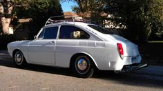 How about this 1973 VW Type 3 Fastback for your honeymoon getaway vehicle? Even better if you've planned a roadtrip!  On Denver craigslist. http://denver.craigslist.org/cto/2658870155.html