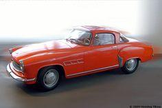 1957 wartburg 311 bellevue prototype east german car. Black Bedroom Furniture Sets. Home Design Ideas