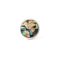 PEAFOWL liberate - Petite Chunks® - NOOSA-Amsterdam Petite Collection