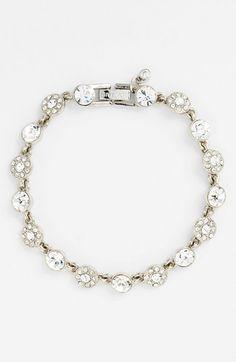 Givenchy Pavé Line Bracelet available at #Nordstrom