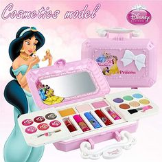 Disney Princess Makeup, Princess Toys, Disney Makeup, Makeup Kit For Kids, Kids Makeup, Makeup Ideas, Birthday Gifts For Girls, Girl Birthday, Gifts For Kids