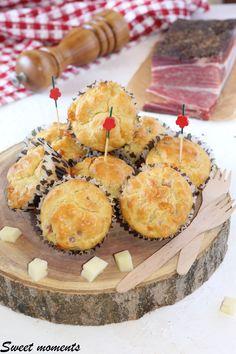 #muffin #muffinsalati #muffinrustici #speck #asiago #ricetta #aperitivo #antipato #buffet #gialloblog #giallozafferano #foodblog #foodblogger