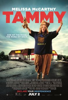 """Win advance-screening movie passes to the new """"R""""-rated comedy """"Tammy"""" starring Melissa McCarthy, Susan Sarandon, Allison Janney, Toni Collette, Sandra Oh, Dan Aykroyd and Kathy Bates courtesy of HollywoodChicago.com! Win here: http://www.hollywoodchicago.com/links/goto/24187/8280/links_weblink"""
