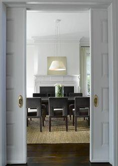 Home Interior Design, Interior Architecture, Modern Furniture, Furniture Design, Bedroom Furniture, Furniture Ideas, Summit Homes, Internal Sliding Doors, Room Decor